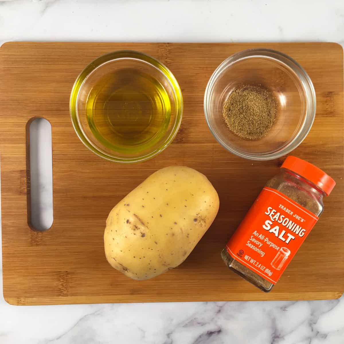 instant pot fries ingredients
