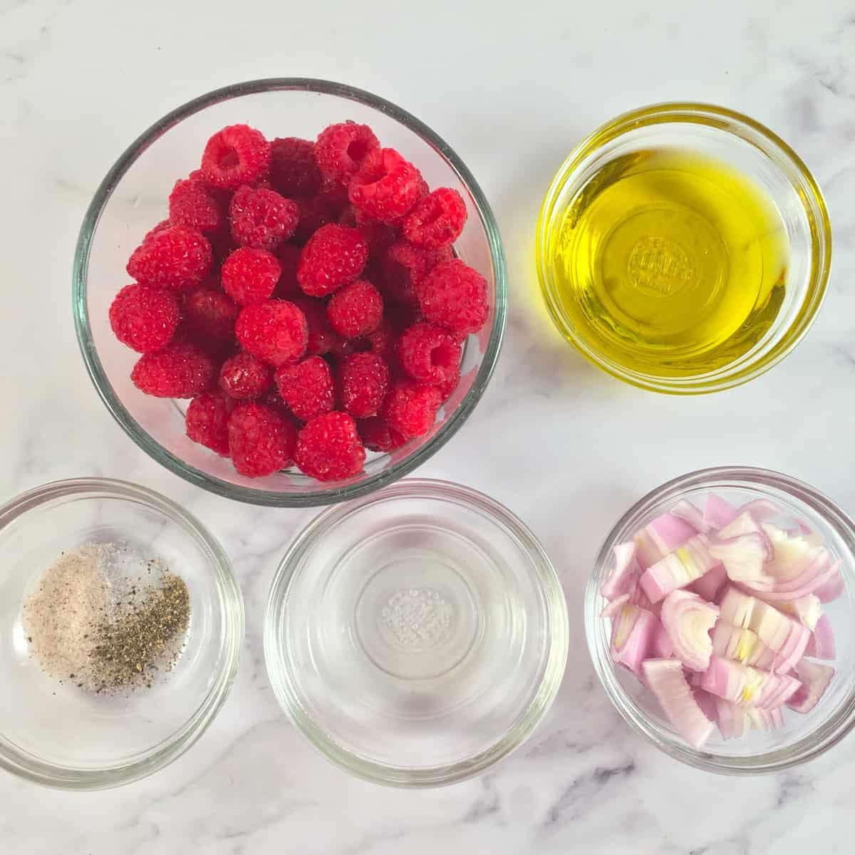 summer berry salad dressing