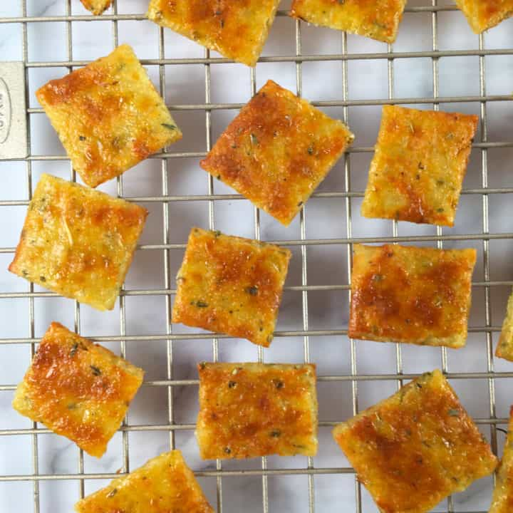 crackers keto
