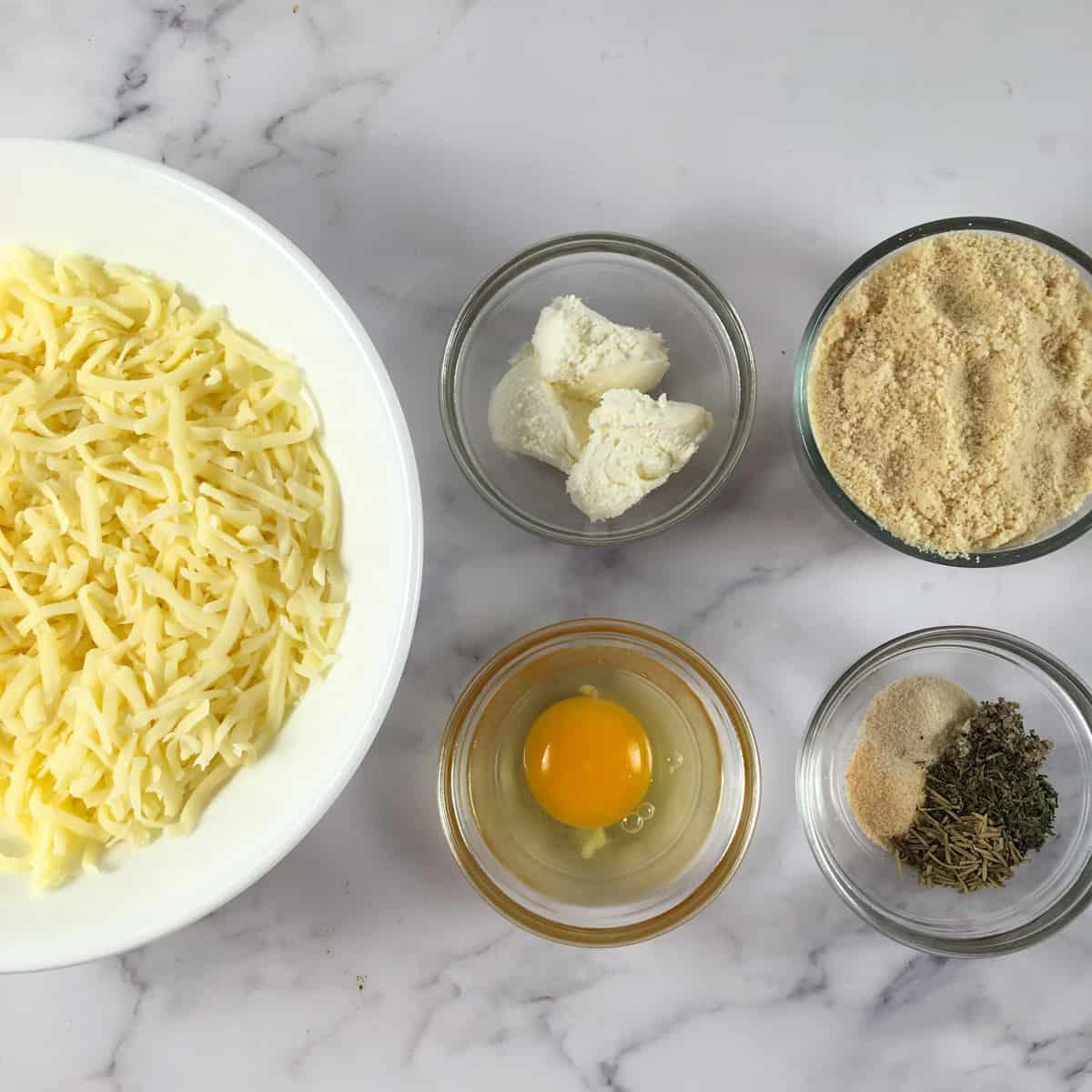 keto crackers ingredients