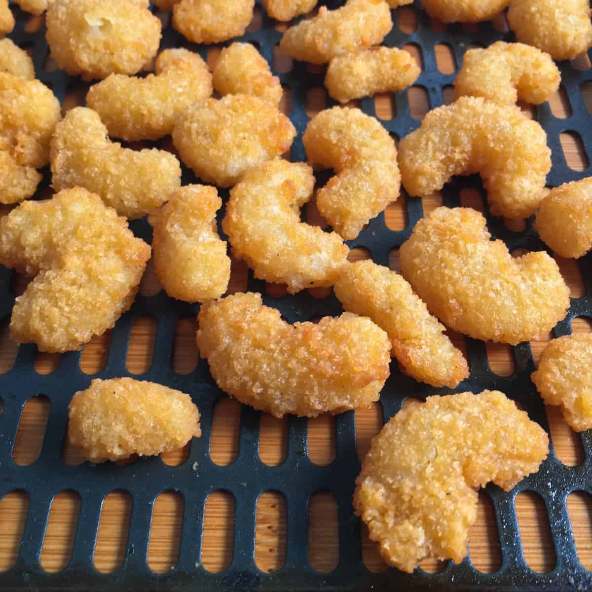 popcorn shrimp in air fryer