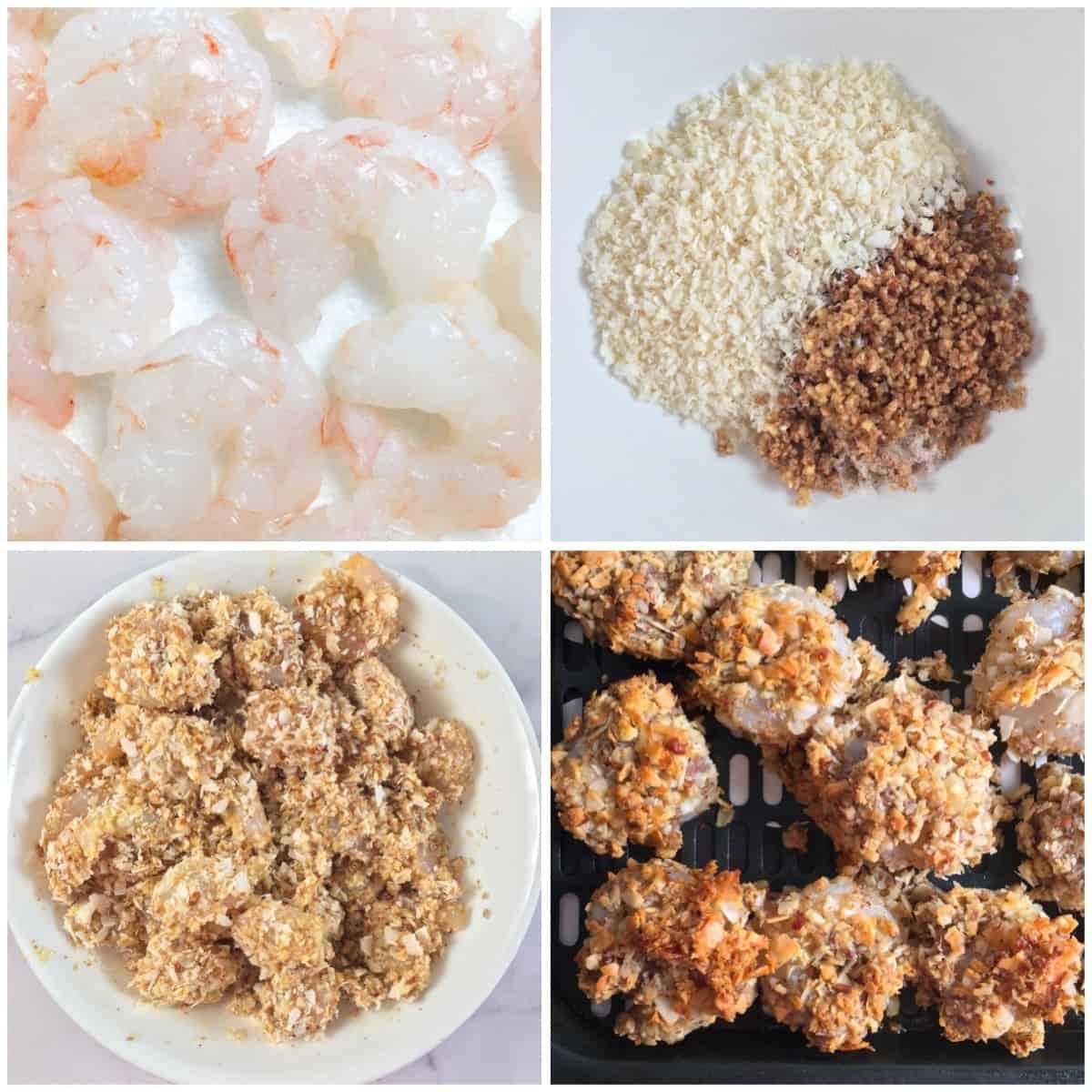 keto coconut shrimp directions